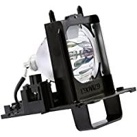 Mitsubishi WD73840 TV lamp with housing