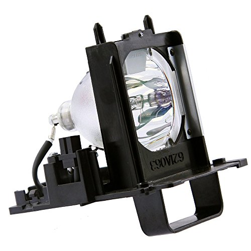 Mitsubishi WD73640 Rear Projector TV Assembly with OEM Bu...