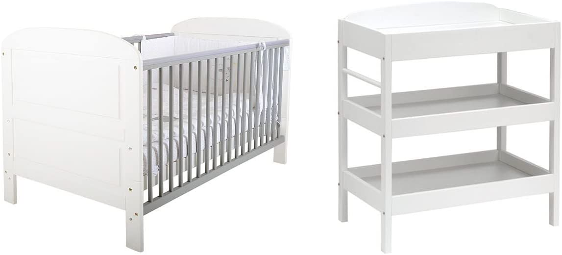 East Coast Nursery Furniture Set, 7464CD, 2-Piece