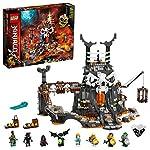 LEGO NINJAGOSbam Cole –Set Spinnerdi ColeBlackNinja, 70685  LEGO