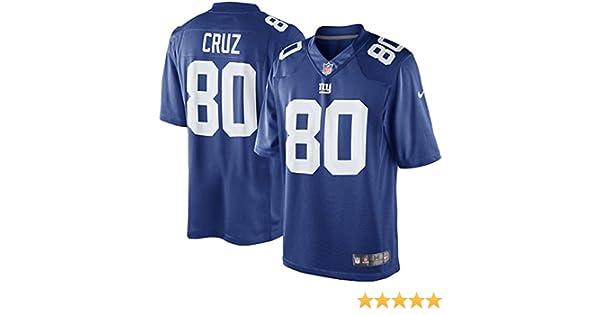 ec0e02cea Amazon.com   Nike Kids Boys New York Giants Victor Cruz  80 Game Jersey