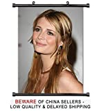 Mischa Barton Actress Wall Scroll Poster (16x21) Inches