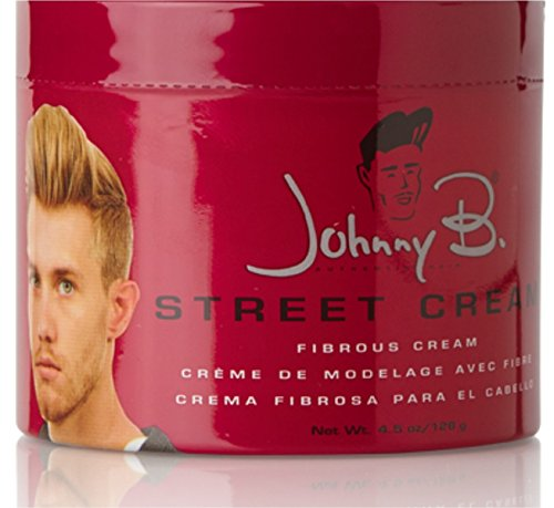 Johnny B Street Cream: Matte Finish (4.5oz)