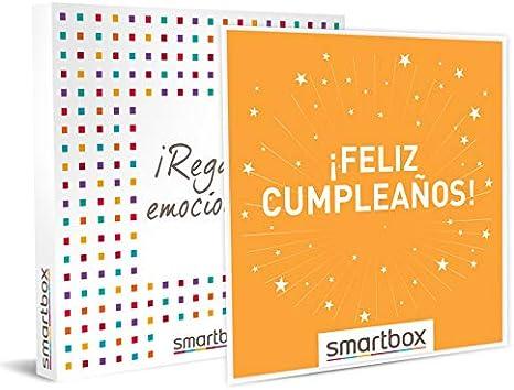 Smartbox ¡Feliz cumpleaños Caja Regalo, Adultos Unisex, estándar: Amazon.es: Deportes y aire libre