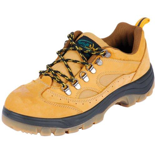 Scarpe Di Sicurezza Da Uomo, Pelle Scamosciata, Puntale In Acciaio ,, M40412