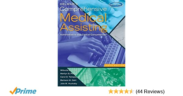 Delmars comprehensive medical assisting administrative and delmars comprehensive medical assisting administrative and clinical competencies with premium website printed access card and medical office simulation fandeluxe Image collections