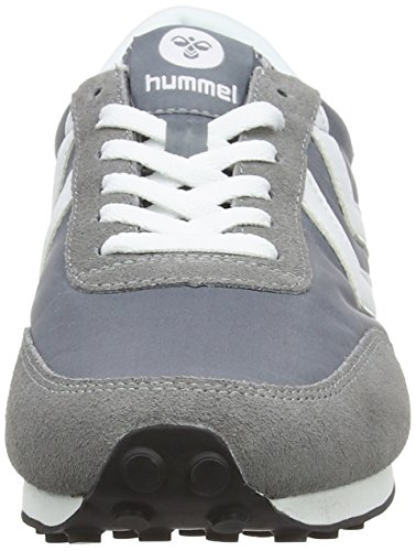 Grey Mixte Hummel LO Grau SEVENTYONE Adulte Basses Frost 2094 Sneakers WqHFqZ