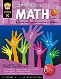 Common Core Math Grade 8, Marjorie Frank, 1629502391