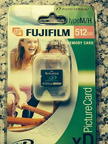 (kenable™ FujiFilm xD Type H - 512Mb (512 Mb) Type H Picture Memory Card )