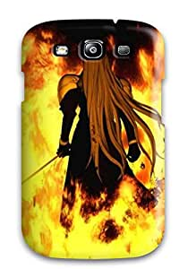 Protection Case For Galaxy S3 Case Cover For Galaxy Sephiroth