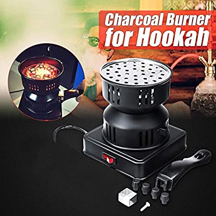 Electric GOLD STAR Coal Starter For Hookah Heater Stove Charcoal Burner BBQ