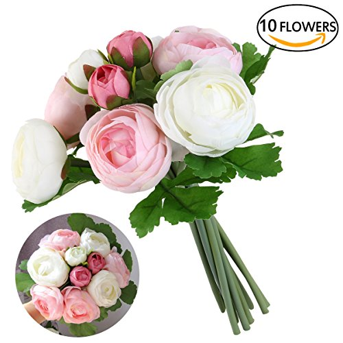 ULTNICE Bouquets Artificial Camellia Decoration product image