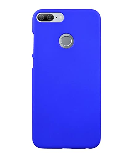 lowest price e212f fef4f COVERNEW Back Cover for Huawei Honor 9N - Royal Blue: Amazon.in ...