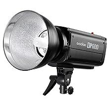Godox DP-600 600WS Pro Photography Strobe Flash Studio Light Lamp Head 110V DP600