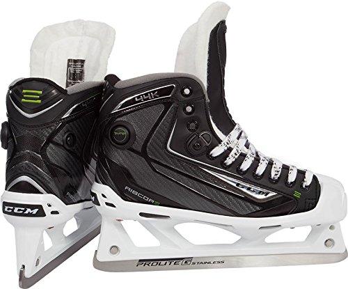 CCM Ribcor 44K Goalie Ice Hockey Skates (Ccm Skate Blades)