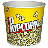popcorn 50 - Paragon 85-Ounce Large Popcorn Bucket (50-Count)