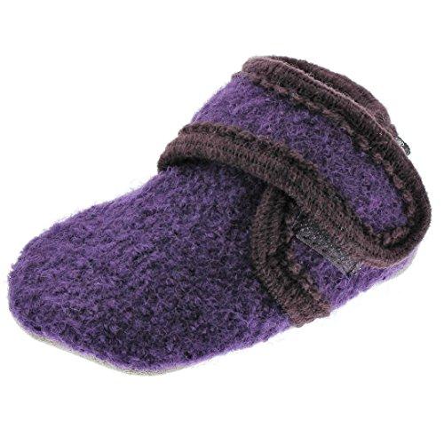 CeLaVi Wool Soft Shoe - Purple