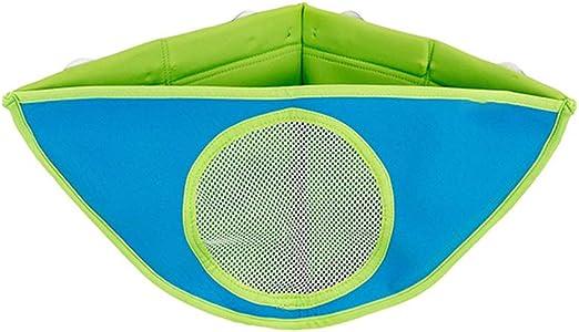 Baby Kids Bath Tub Waterproof Toy Holder Hanging Storage Triangle Bag Organizer