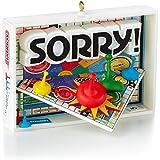Sorry! 1st In The Family Game Night Series - 2014 Hallmark Keepsake Ornament