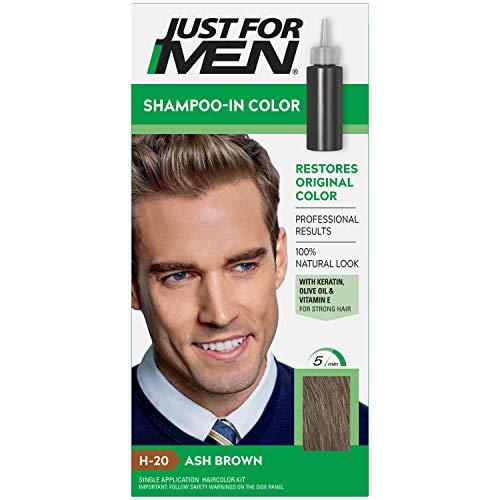 JUST FOR MEN Hair Color H-20 Ash Brown 1 Each