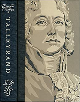 Talleyrand by Duff Cooper (2010-08-05)