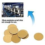 10Pcs Slice Rupture, Rupture Disks for YONGHENG Air Compressor Pump