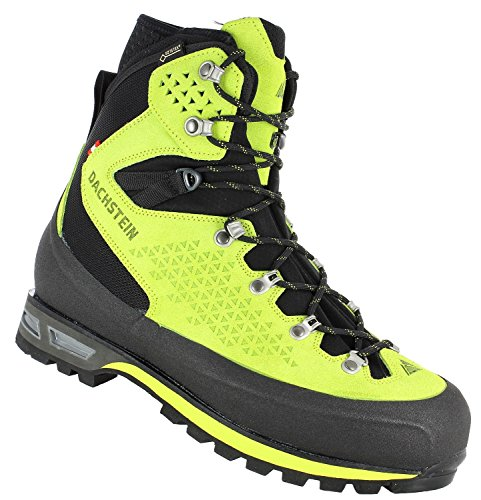Dachstein Men's Hiking Shoes Yellow Black-Sulphur