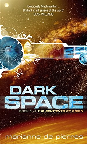 book cover of Dark Space
