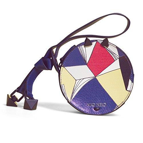 Niko Ineko Women's Moon Wristlet Mini Bag