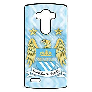 Manchester City Football Club Phone Case Man176t13 Hrad Plastic Case Cover For LG G4