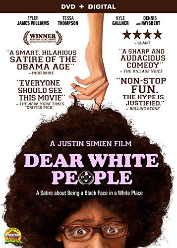 Dear White People  Dvd   Digital