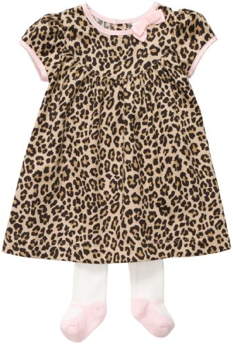 Carters Baby Girls Dress Tights