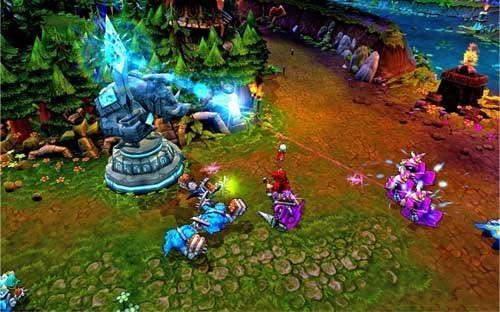 50位:ライアットゲームズ『League of Legends』
