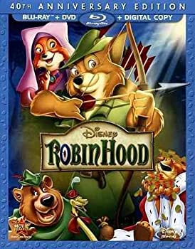 Robin Hood: 40th Anniversary on Blu-ray