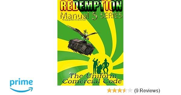redemption manual 5 0 ucc ucc supplemental sovereign filing rh amazon com Birth Certificate Bond Redemption Birth Certificate Redemption Process