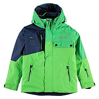 bff14e66c Nevica Kids Zan Jacket Junior Boys Snow Winter Sports Full Zip ...