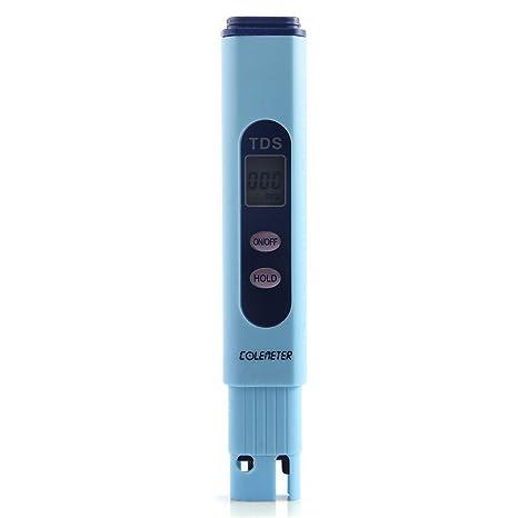 COLOMETER Medidor de TDS HM Digital de Calidad del Agua para ...