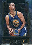 #6: 2016-17 Panini Select #88 Stephen Curry Golden State Warriors Basketball Card