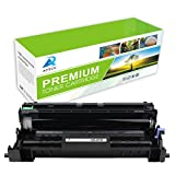 AZTECH 1Pack 12,000 Page Yield Black Compatible Drum Unit Replaces Brother DR-720 DR720 Used For HL-5440D HL-5450DN HL-6180DWT HL-5470DW MFC-8510DN MFC-8710DW DCP-8810DW DCP-8910DW DCP-8950DW