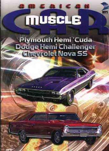 The American MuscleCar: Plymouth Hemi Cuda, Dodge Hemi Challenger and Chevorlet Nova SS