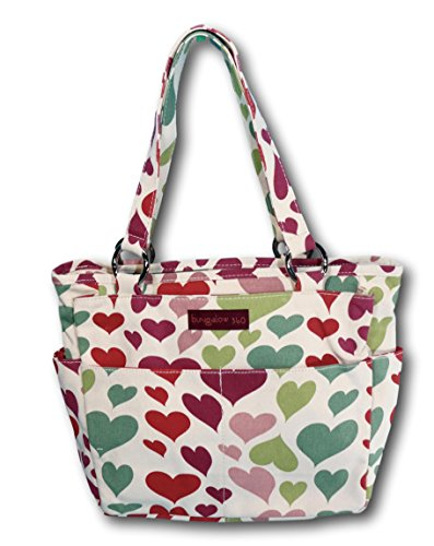 Bungalow 360 Pocket Bag (Heart)