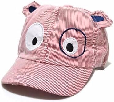 Gorra de béisbol de bebé, ❤️Amlaiworld Linda Bebé Niña niño Gorra al aire libre Sombrero de playa Sombrero de boina de perro de dibujos animados Sombrero ...