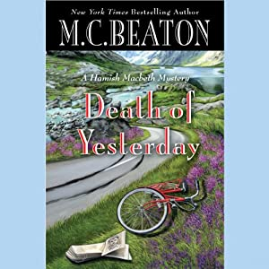 Death of Yesterday Audiobook