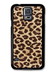 Leopard Skin Spotty Fur Pattern case for Samsung Galaxy S5