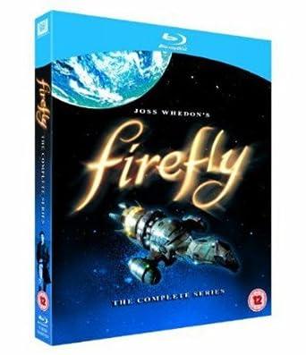 Amazon.com: Firefly: Complete Series [Blu-ray]: Firefly ...