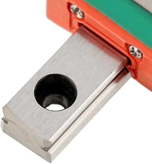 Lwl7b miniature lin/éaire Rail Guide 7/mm Largeur Slide Bloc