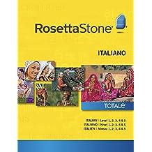 Aprende Italiano con Rosetta Stone – Niveles 1-5 (Curso Completo)