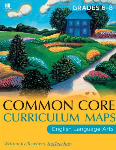 Common Core Curriculum Maps in English Language Arts: Grades 6-8 (Mind Map 7)