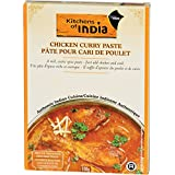 Kitchens of India Chicken Curry Paste, 100gm - Pack Of 6