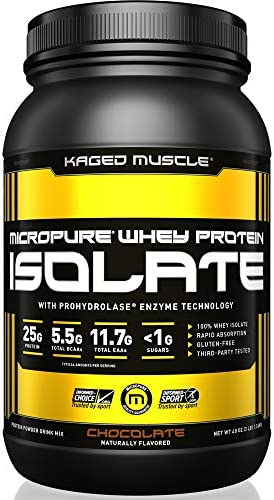 KAGED MUSCLE MicroPure Chocolate Reocovery product image